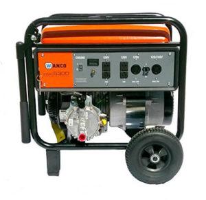 WGCT5300 tri fuel portable generator