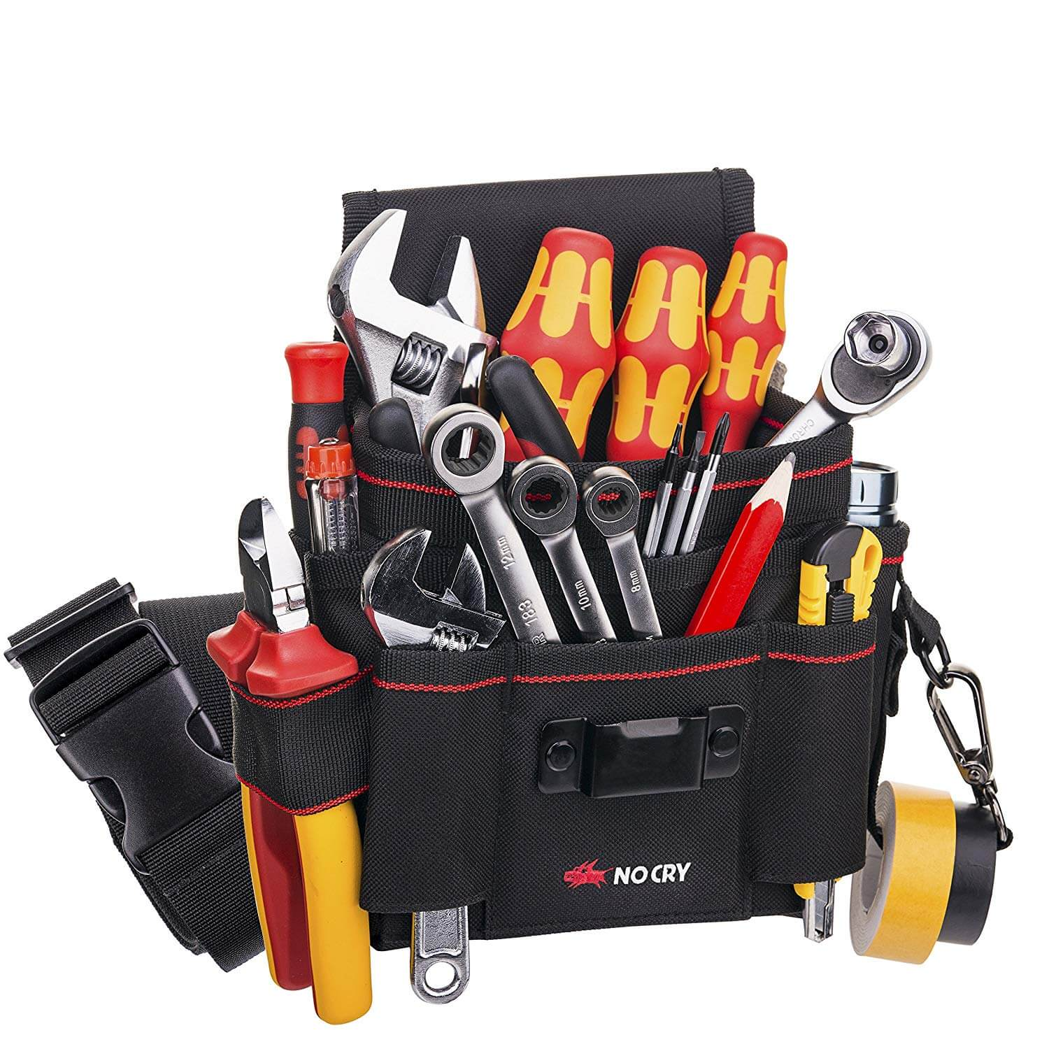 Best Cable Tech Tool Belts Pouch ( Top 5 Reviews 2019 )