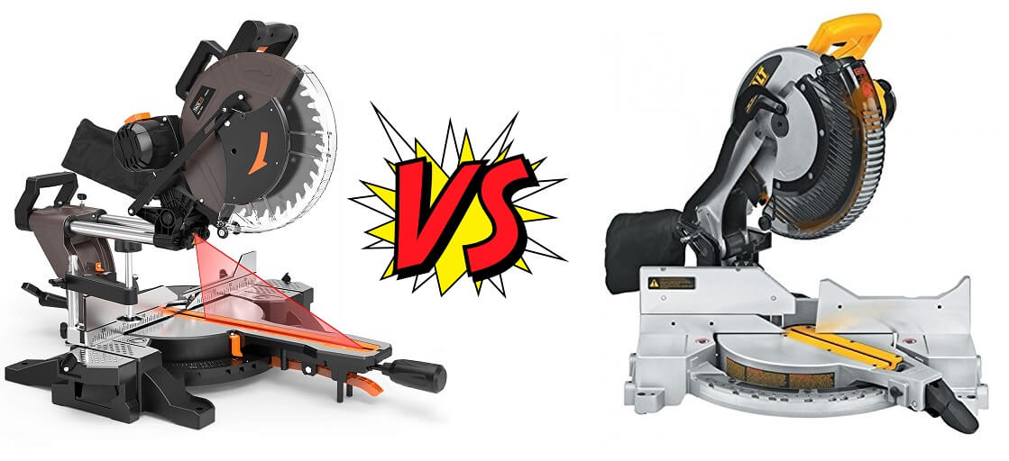 Single vs  Double Bevel Miter Saw - Which Saw is Best?