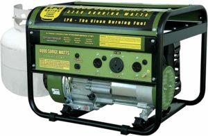 Sportsman-GEN4000LP propane-powered portable generator
